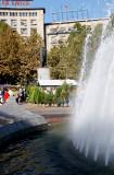 Flower expo at Nikola Pasic Square