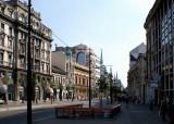 Terazije to Slavija - Walking along Main Street