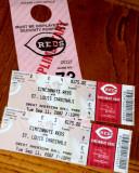 Reds Diamond Seats Tickets