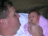 Eva and Daddy