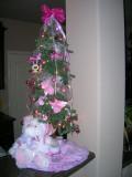 Eva's baby Christmas tree