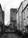 Kirkby Lonsdale, church