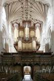 Organ Loft Norwich Cathedral