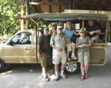 Kruger:  Our Safari companions