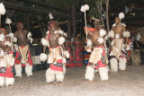 Kruger:  Entertainment by locals