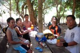 Lunch at Nipa Hut