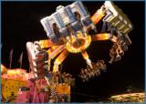 Trenity's 1st *big thrill* ride!
