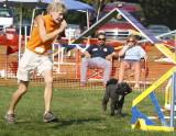Old Westbury Gardens Dog Agility Trials-October, 2007