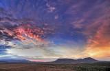 Wilpena Pound Sunset South Australia.jpg