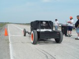 GUY SMALLEY GET READY TO RUN IN THE RAT ROD