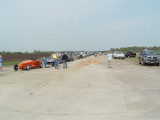 THE PRE-STAGING AREA