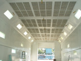 HERE IS ANOTHER PAINT BOOTH ALMOST COMPLETED