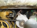 HERE YOU CAN SEE THE ALTERNATOR TOP ADJUSTMENT