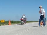 Rich Yancy's 236mph on the BUD bike wasn't fast enough
