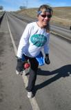 Friday social run, 15 miles in the sun - 02.16.2007