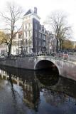 Bridge on canal