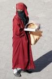 Selling in the Jemaa El Fna
