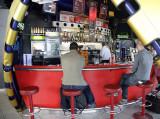 A bar at Schipol