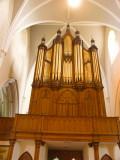 Organ Pipes - handheld