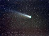 Comète Ikeya Zhang  2002