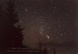 Parc des Grands Jardins (Orion) constellation