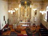 Intérieur de l'Église Notre-Dame des Victoires - Inside the church