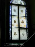 Vitraux de l'église Notre-Dame des Victoires