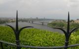 Rivière des Outaouais et pont Alexandra