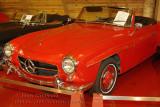 Mercedes Benz 190 SL décapotable 1962