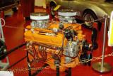 1963 cylindrée 426 V8 puissance 425 bhp