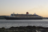 Queen Mary 2 Pavillon ) Royaume - Uni / Passagers 3,090