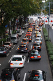 Busy Streets of Tokyo