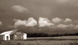 out-barns...sepia...