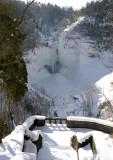 upper falls.... winter