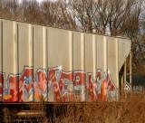 fall graffiti...
