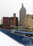 Rochester in the winter...