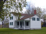 Elizabeth Cady Stanton house on Washington Street