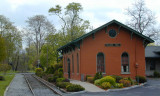 Old Train Station... now Village Hall...