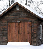 old shed...