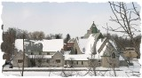 most beuatiful church...in the snow...