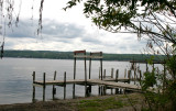 dock on Seneca Lake...
