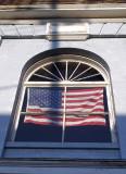 patriotic window...