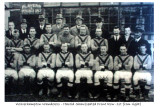 Harold Shaw (front row right) - Wolverhampton wanders Football player