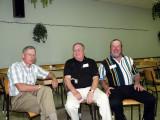 Bill Smyth, Dave Kraft and Howard Prince