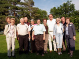 Eunice, Marion, Jim, Dennis, Maureen, Joan, Joyce, Ray, Trudy, Gordon and Paulette