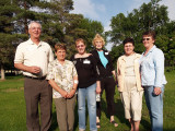Dorrin, Joanne, Carol. Dorothy, Diane and Rose