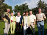 Doug, Mary, Pat, Rhonda, Lucille, Harry and Dale