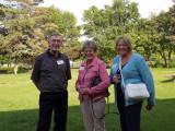 Brian Thomas, Karen Salewski (Allen) and Marj Doiron (Allen)