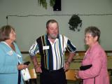 Marj Doiron (Allen), Howard Prince and Karen Salewski (Allen)