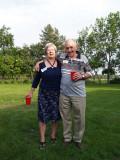 Cindy Tillapaugh (Buxton) & Terry Buxton